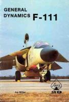 """Aero Series #29 - General Dynamics F-111 """"Aardvark"""""""