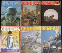 General Magazine Collection - Vol. 23 Complete Set!