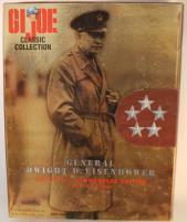 GI Joe Classic Collection - General Dwight D. Eisenhower