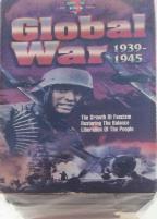 Global War 1939-1945 - 3 Video Set