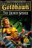 Adventures of Goldhawk - The Demon Spider
