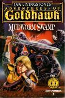 Adventures of Goldhawk - Mudworm Swamp