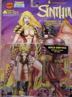Sinthia - Princess of Hell, Gold Sinthia (Limited Edition)