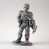 Paramilitary Goons - Leader
