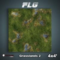 4' x 4' - Grasslands #2