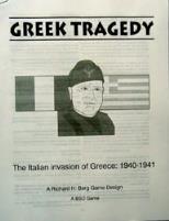 Greek Tragedy - The Italian Invasion of Greece 1940-1941