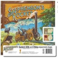 Stephenson's Rocket - Eastern USA and China Expansion Maps