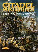 Citadel Miniatures 2000 Holiday  Catalog