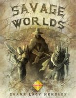 Savage Worlds (Revised Edition)
