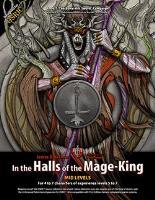 Bone-Hilt Sword, The #5 - Halls of the Mage-King
