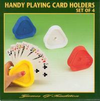 Handy Playing Card Holders (4)