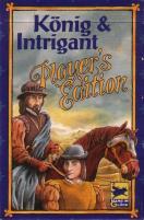 El Grande - Konig & Intrigant Expansion (German Player's Edition)