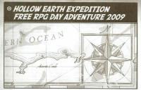 Quickstart Rules w/Kidnapped in the Hollow Earth