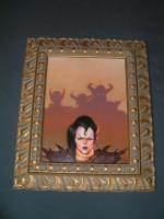 "TSR Planescape - 6.5"" x 8.5"" Original Painting"