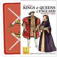 Famous Kings & Queens of England