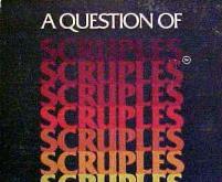 Question of Scruples, A (Original Edition)