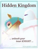 Hidden Kingdom (30th Anniversary Edition)