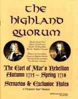Lace Wars Series #2 - Charlie's Year II - The Highland Quorum