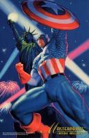 Masterprints - Captain America