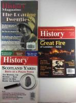 History Magazine Collection - 3 Issues!
