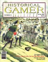 "#23 ""Napoleonic Wargaming, Playing Solo Wargames"""
