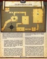 Mini-Dungeon #2 - Hobgoblin Lair