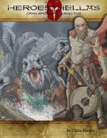 Heroes of Hellas - Dark Epics in a Heroic Age