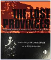 Lost Provinces, The - The Thai Blitzkrieg in French Indo-China, January 10-28, 1941