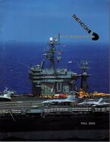 "Vol. 21, #3 ""An LSO's Darkest Day, The Eyes of Desert Storm, VF-33 Cruise Summary"""