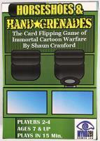 Horseshoes & Hand Grenades (Gen Con 2017 Beta Edition)