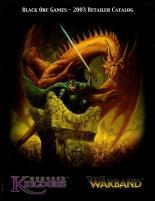 Hundred Kingdoms 2003 Catalog