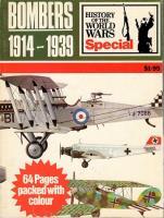 Bombers, 1914-1939