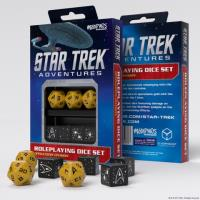 Operation Division Dice Set - Yellow (7)