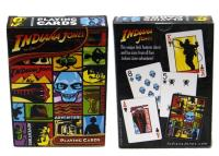 Indiana Jones Playing Cards