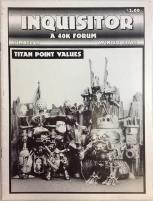 "#11 ""Titan Point Values"""