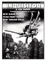 "#10, 11 & 12 (Reprint) ""New Eldar Aspects, Titan Point Values, Terrain Rules"""