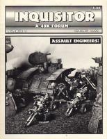 "#8 ""Assault Engineers, Fortifications in 40K"""