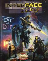 Interface Zero 2.0 (Savage Worlds Limited Edition)