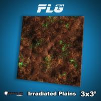 3' x 3' - Irradiated Plains