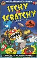 Itchy & Scratchy 2-Pack, Issues 1 & 2!