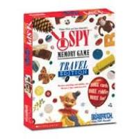 I Spy Memory Game - Travel Edition