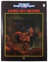 Livro Do Mestre (Dungeon Master's Guide, Italian Edition)