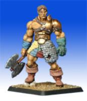 Khalar - Human Barbarian