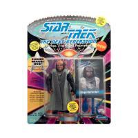 Klingon Warrior Worf
