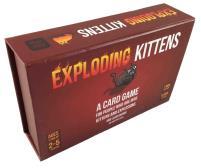 Exploding Kittens (Kickstarter Exclusive) w/NSFW Deck