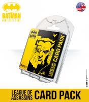 League of Assassins Card Pack