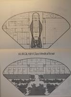Adventure Class Ships #2 - Fanzhienz Class - Type A2 Far Trader/Kurgulash Class - Medical Scout