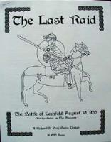 Last Raid, The - The Battle of Lechfeld 955