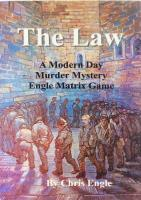 Law, The - A Modern Day Murder Mystery Game