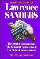 Lawrence Sanders - Three Complete Novels